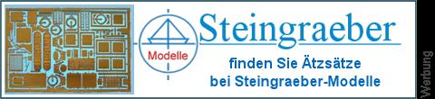 Fotoätzteile bei Steingraeber-Modelle