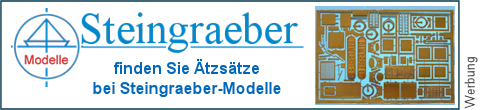 Fotoätzsätze bei Steingraeber-Modelle