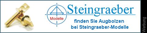 Flachkopf Handläufe bei Steingraeber-Modelle