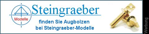 Flachkopf Schraubösen bei Steingraeber-Modelle