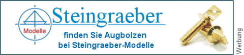 Flachkopf Augbolzen bei Steingraeber-Modelle