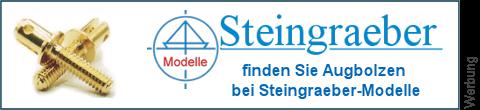 Gabelkopf Ösenbolzen bei Steingraeber-Modelle