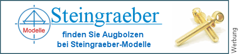 Rundkopf Ringschrauben bei Steingraeber-Modelle