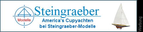 Americas Cupyachten bei Steingraeber-Modelle