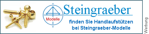 Handlauf bei Steingraeber-Modelle