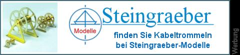 Kabelrollen bei Steingraeber-Modelle