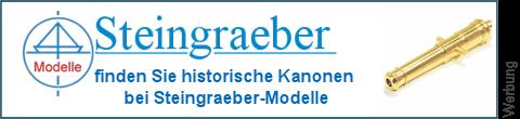 Modellkanonen bei Steingraeber-Modelle