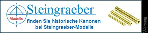 Schiffskanonen bei Steingraeber-Modelle