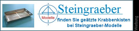 geätzte Krabbenkörbe bei Steingraeber-Modelle