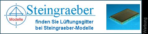 geätzte Lüftergitter bei Steingraeber-Modelle