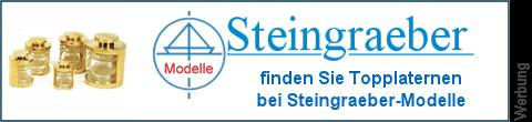 Hecklampen bei Steingraeber-Modelle