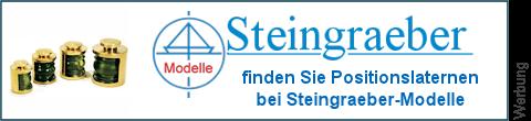 Steuerbordlampen bei Steingraeber-Modelle
