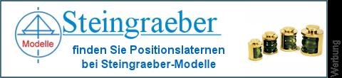 Positionslaternen bei Steingraeber-Modelle