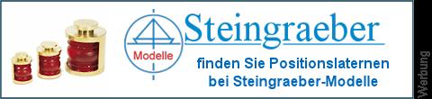 Positionslichter bei Steingraeber-Modelle