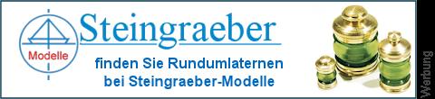 Wegerechtlaternen bei Steingraeber-Modelle