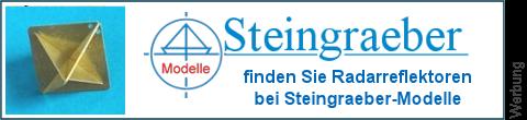 geätzte Radaranlagen bei Steingraeber-Modelle