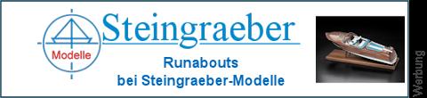 Chriscrafts bei Steingraeber-Modelle