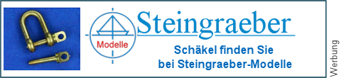 Messingschäkel bei Steingraeber-Modelle