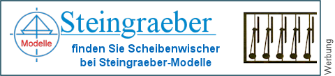 geätzte Scheibenwischer bei Steingraeber-Modelle