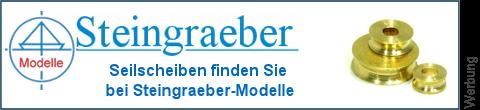 Messingseilscheiben bei Steingraeber-Modelle