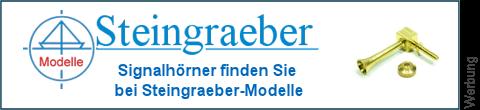 Hörner bei Steingraeber-Modelle