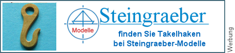 geätzte Messinghaken bei Steingraeber-Modelle