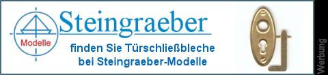 geätzte Türgiffe bei Steingraeber-Modelle