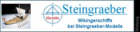Wikingerbotte bei Steingraeber-Modelle