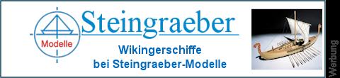 Wikingerschiffe bei Steingraeber-Modelle